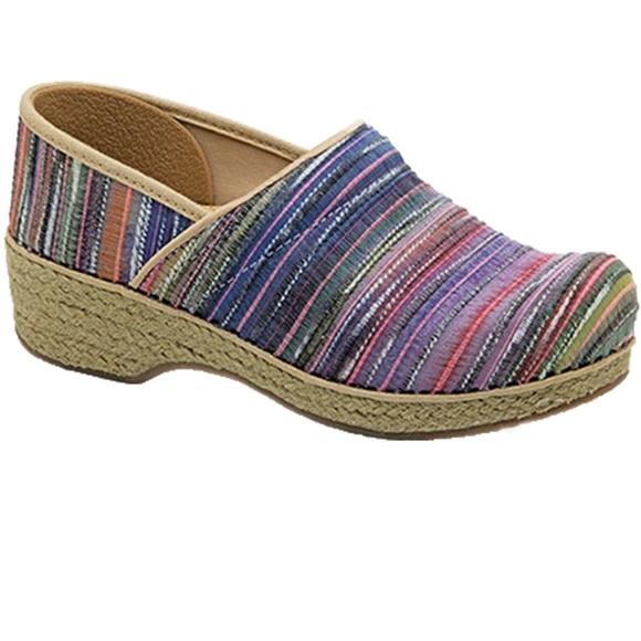 2aea09682cca Dansko Shoes - Dansko Jute Pro Clog Artisan Weave